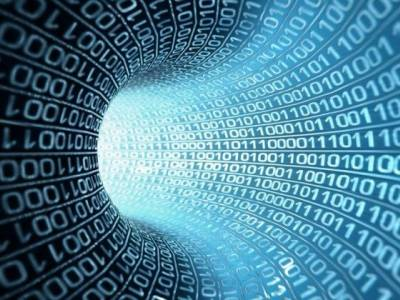 أثر المعلومات في البيئة الكونية: الكون الاتصالي
